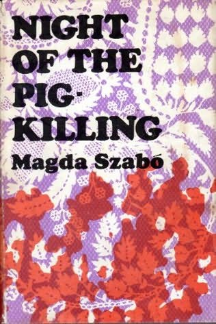 book cover of Night of the Pig-Killing