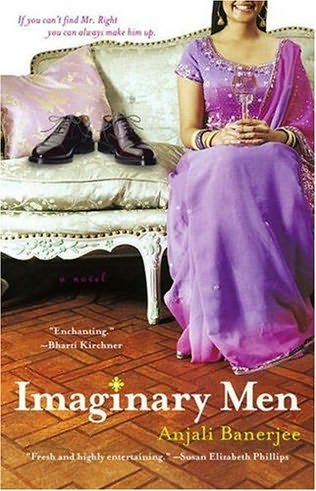 book cover of Imaginary Men