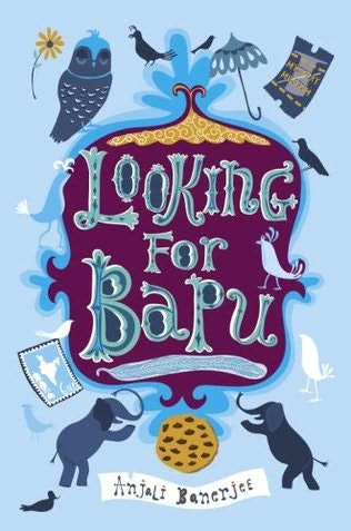 book cover of Looking for Bapu