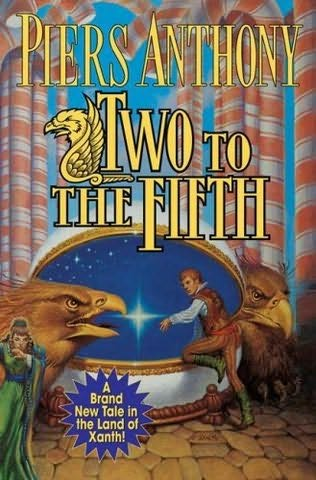 book cover of Two to the Fifth