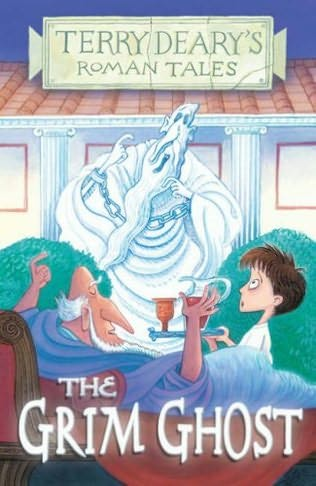 book cover of The Grim Ghost