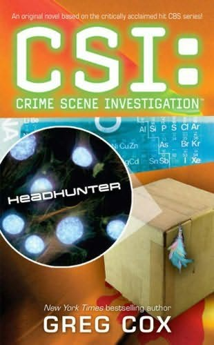 book cover of Headhunter