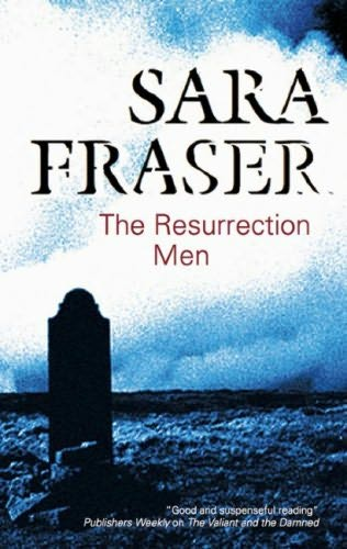 book cover of The Resurrection Men