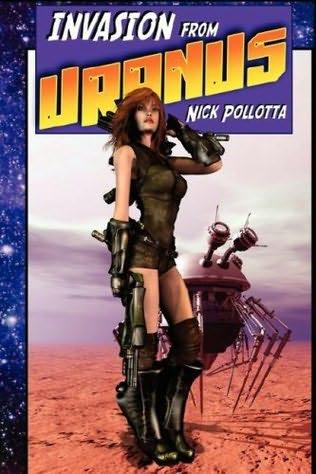 book cover of Invasion from Uranus