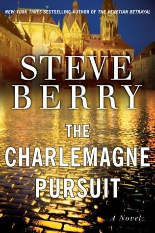 book cover of The Charlemagne Pursuit