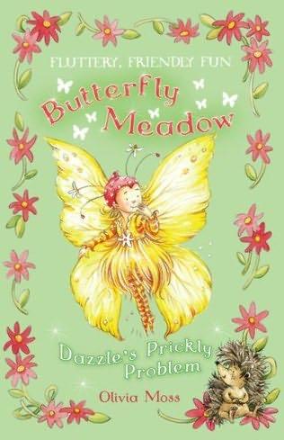book cover of Dazzle\'s Prickly Problem