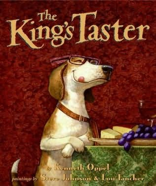 book cover of The King\'s Taster