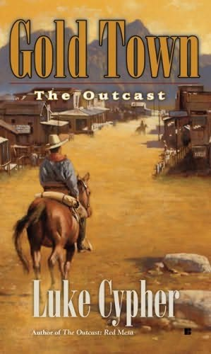 book cover of Gold Town