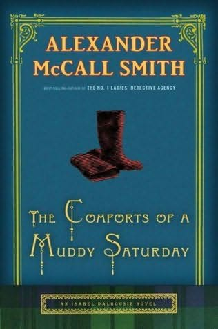 book cover of The Comforts of a Muddy Saturday