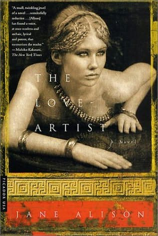 book cover of The Love-artist
