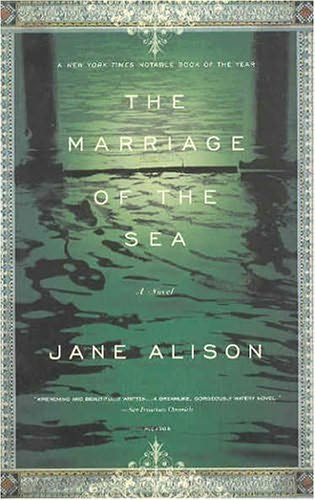 book cover of The Marriage of the Sea