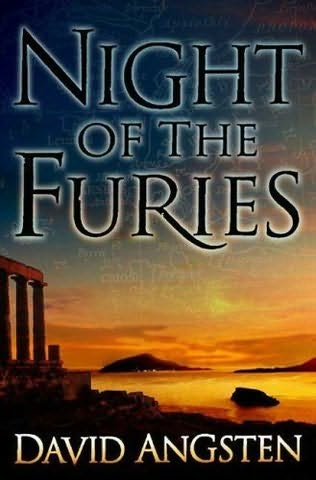 book cover of Night of the Furies