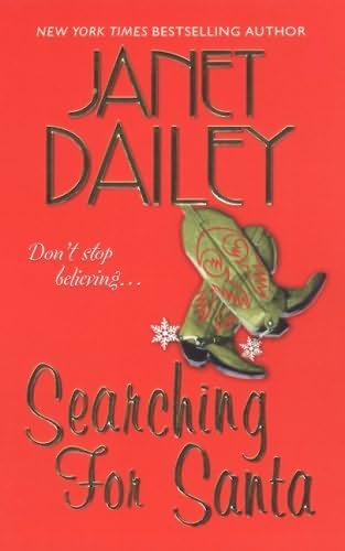book cover of Searching For Santa