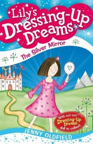 book cover of The Silver Mirror