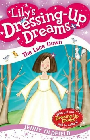 book cover of The Lace Gown