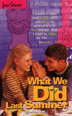 book cover of What We Did Last Summer