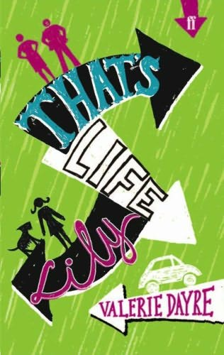 book cover of That\'s Life, Lily