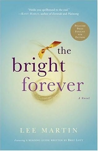 book cover of The Bright Forever