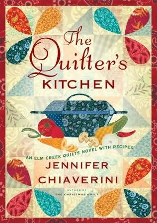 book cover of The Quilter\'s Kitchen