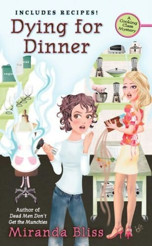 book cover of Dying for Dinner