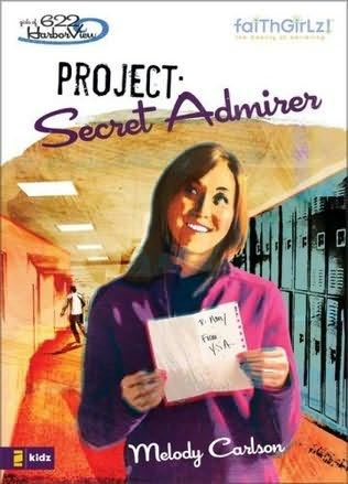 book cover of Project: Secret Admirer