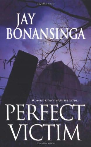 book cover of Perfect Victim
