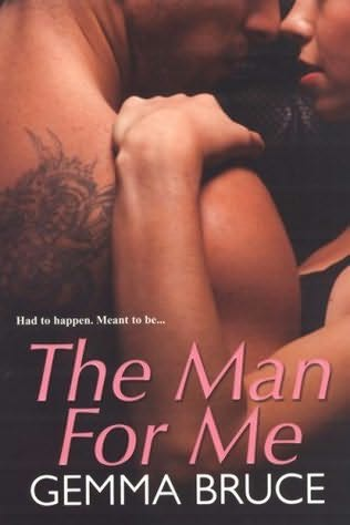 book cover of The Man for Me