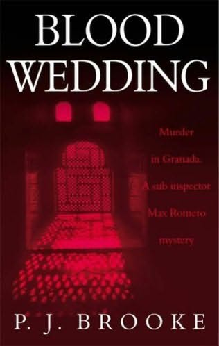 book cover of Blood Wedding