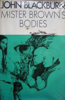 book cover of Mister Brown\'s Bodies