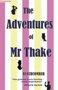 book cover of Mr Thake