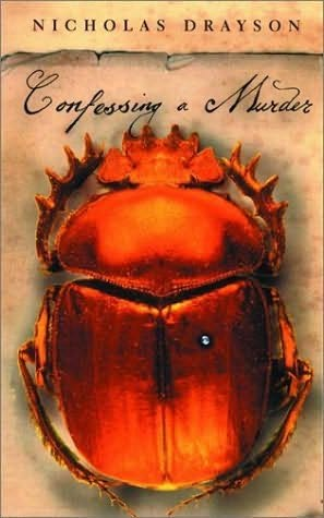 book cover of Confessing a Murder