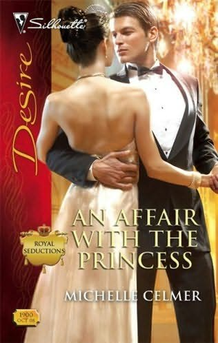 book cover of An Affair With The Princess