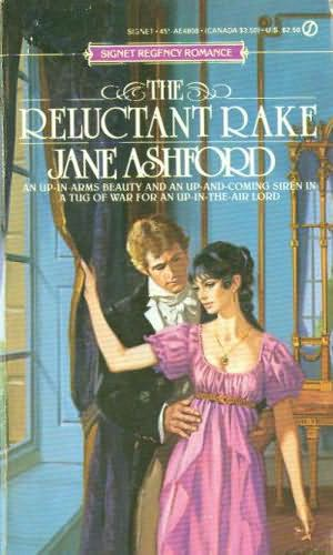 book cover of The Reluctant Rake