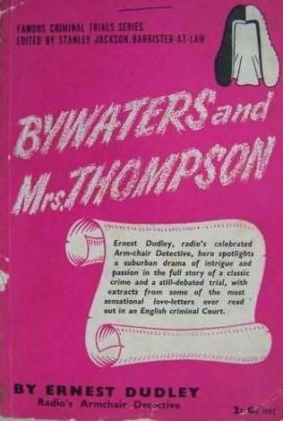 book cover of Bywaters and Mrs. Thompson