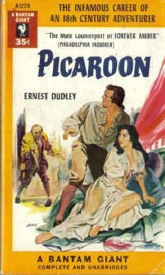 book cover of Picaroon