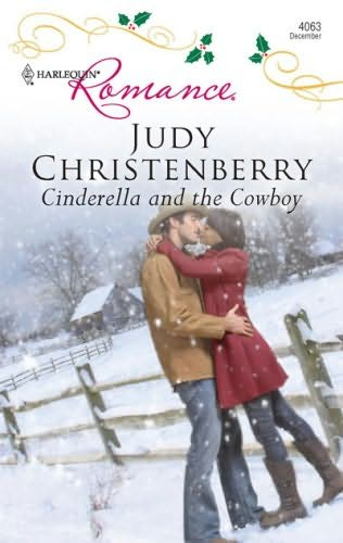 book cover of Cinderella and the Cowboy