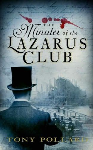 book cover of The Minutes of the Lazarus Club