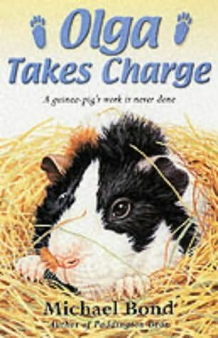 book cover of Olga Takes Charge