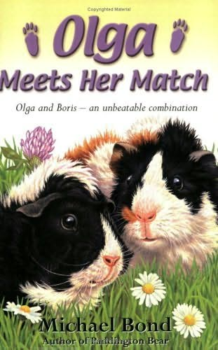 book cover of Olga Meets Her Match