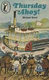 book cover of Thursday Ahoy!