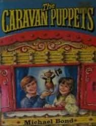 book cover of The Caravan Puppets