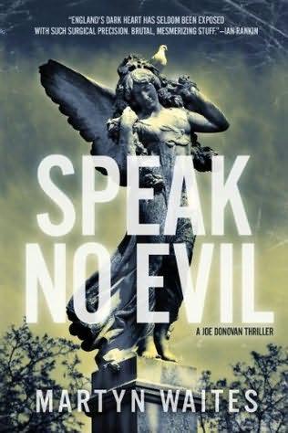 book cover of Speak No Evil