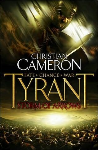 book cover of Storm of Arrows