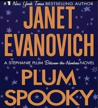 book cover of Plum Spooky