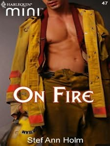 book cover of On Fire