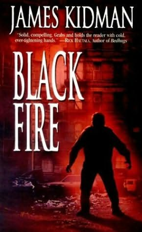 book cover of Black Fire