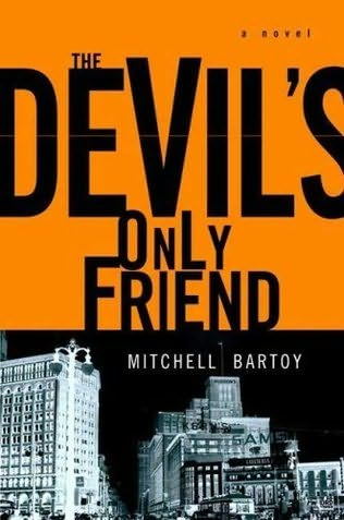 book cover of The Devil\'s Only Friend
