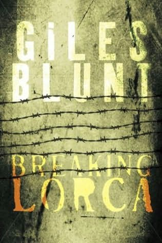 book cover of Breaking Lorca