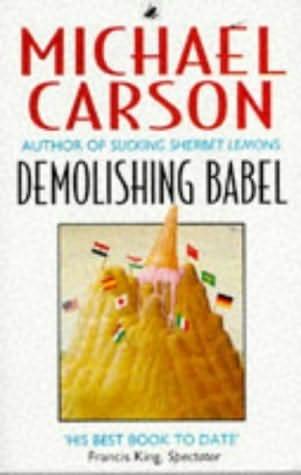 book cover of Demolishing Babel