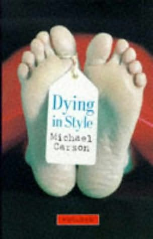 book cover of Dying in Style
